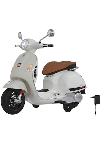 Jamara Elektro-Kinderroller »Vespa«, ab 3 Jahren, bis 30 kg, für Kinder ab 3 Jahre, 12 V kaufen