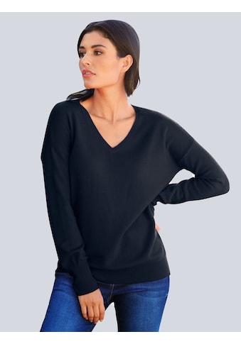 Alba Moda Kaschmirpullover, aus edler Kaschmir-Qualität kaufen