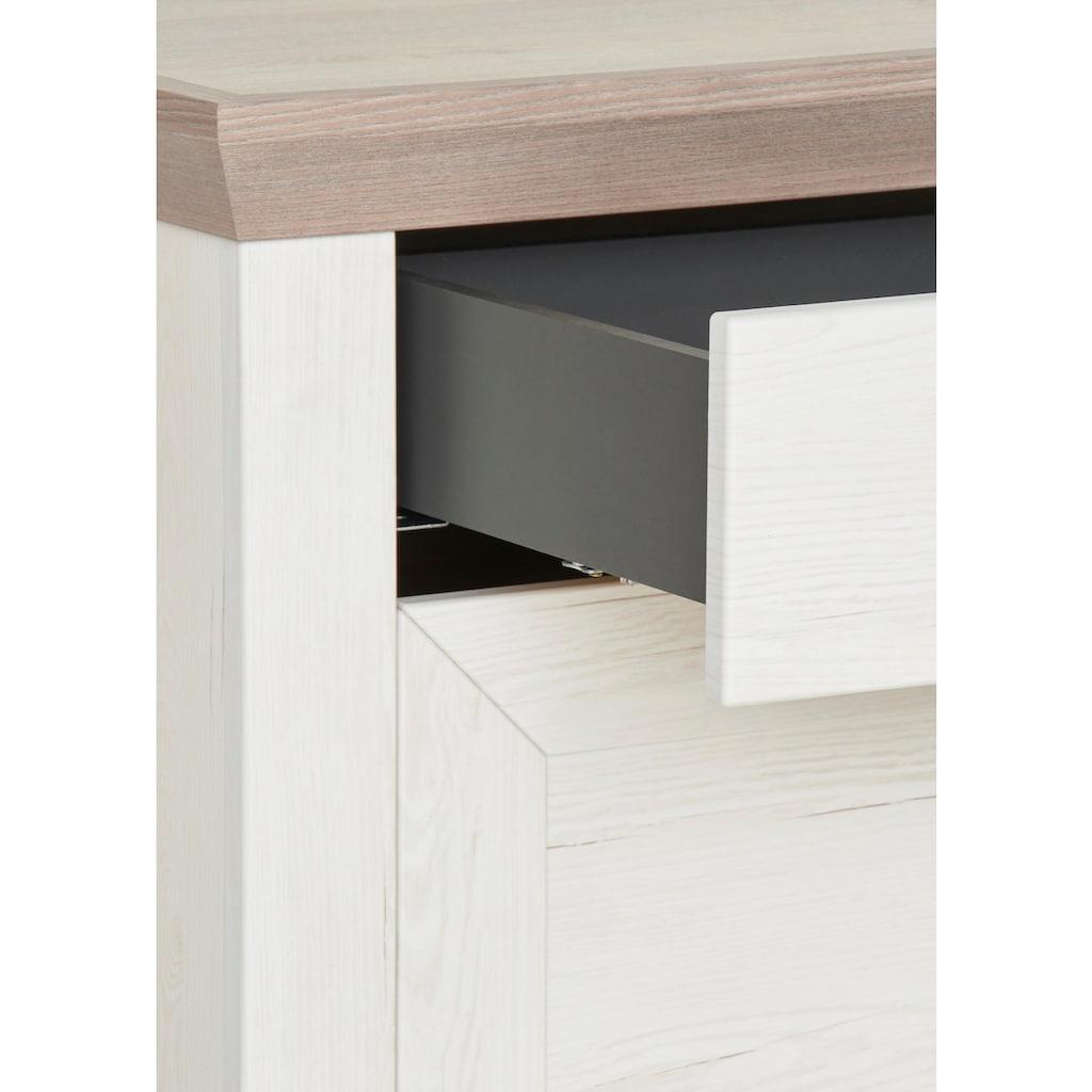 set one by Musterring Garderoben-Set »york«, (Set, 3 St.), im Landhaus Stil