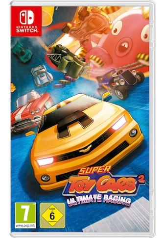 Nintendo Switch Spiel »Super Toy Cars 2 Ultimate«, Nintendo Switch kaufen