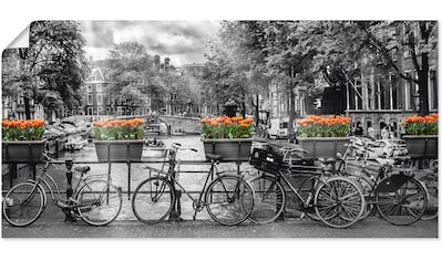 Artland Wandbild »Amsterdam Herengracht I« kaufen