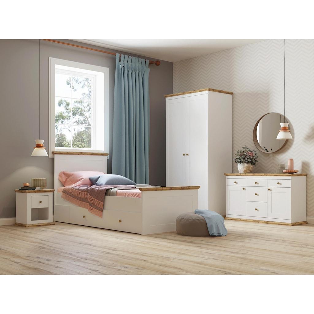 Home affaire Kommode »Banburry«, 2-türig, 121cm breit