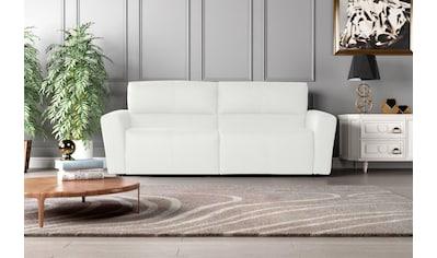 CALIA ITALIA Sofa »BULGARY«, Breite 229 cm,mit aufklappbare Bettfunktion kaufen