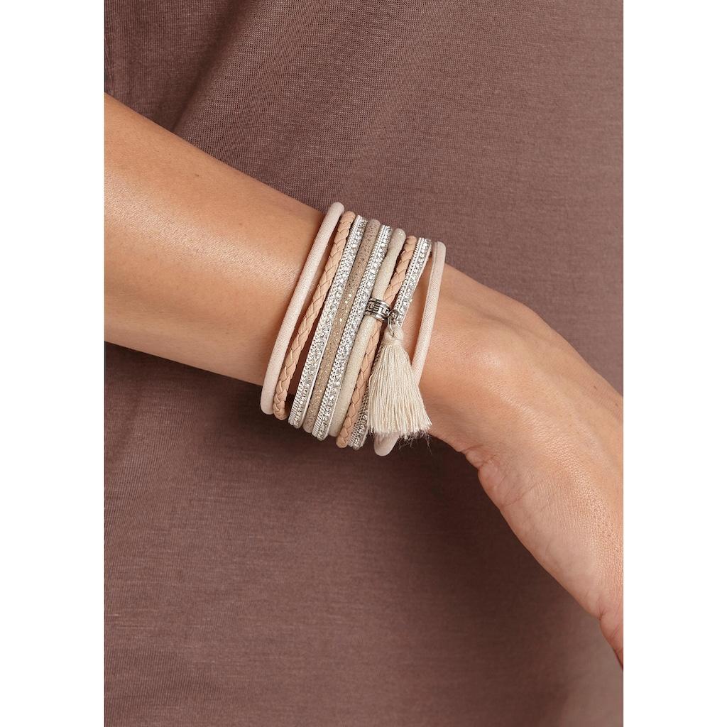 LASCANA Armband, mit Magnetverschluss