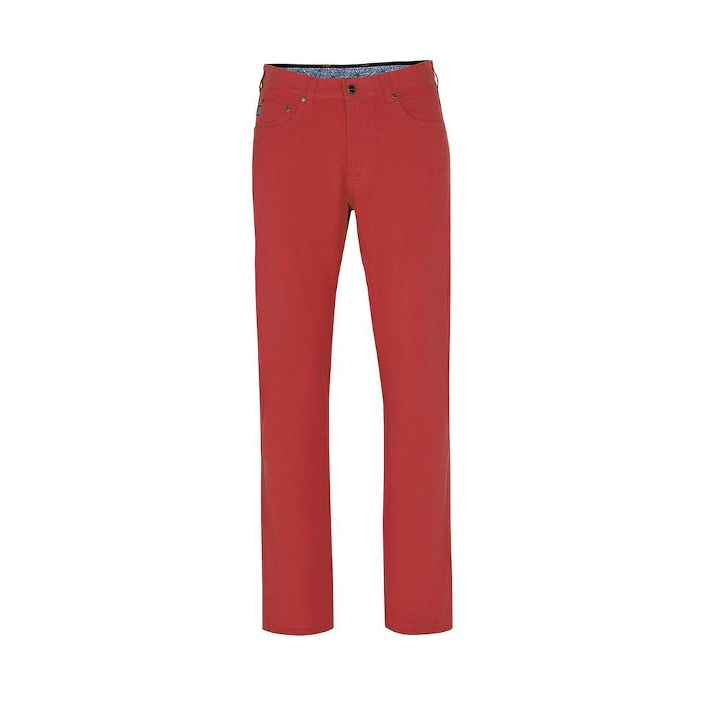 Brühl 5-Pocket-Hose im schlichten Basic-Look