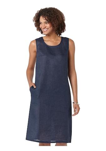 Casual Looks Kleid in schmeichelnder, gerader Form kaufen