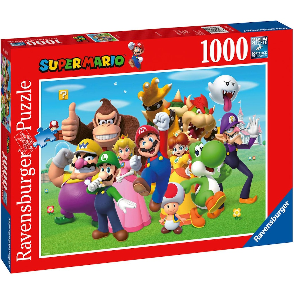 Ravensburger Puzzle »Supermario™«, Made in Germany
