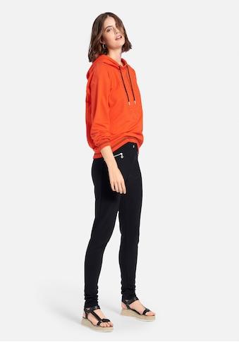 Looxent Sweater »Sweatshirt«, mit Kontrastverarbeitung kaufen