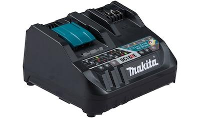 MAKITA Ladegerät »DC18RE Duo«, 10,8 V u. 14,4  -  18,0 V kaufen