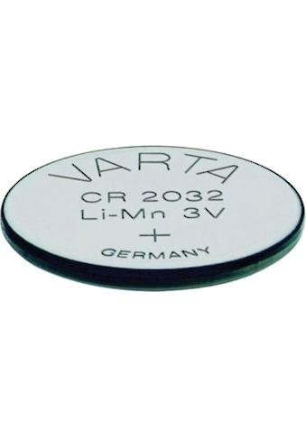 VARTA »CR2032« Knopfzelle CR2032 kaufen