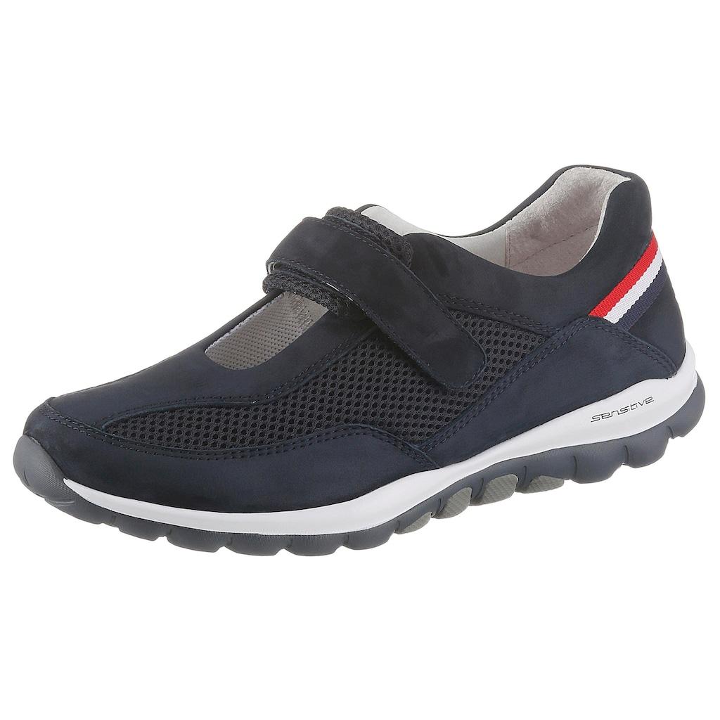 Gabor Rollingsoft Keilsneaker, mit Streifen an der Ferse