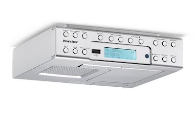 Karcher Küchen-Radio »RA 2030D«, (CD Digitalradio (DAB+) 2 W) kaufen