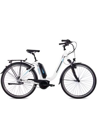 Chrisson E-Bike »E-CASSIOPEA«, 7 Gang, Shimano, Nexus SG-C3000-7, Mittelmotor 250 W kaufen
