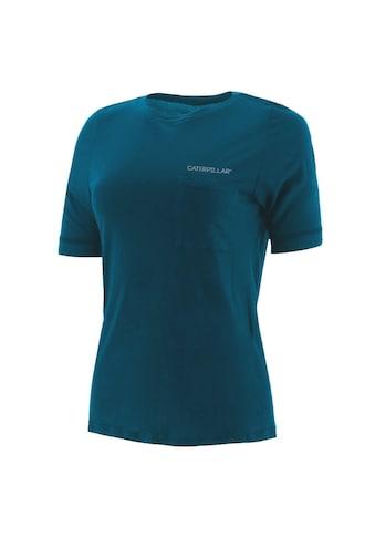 CATERPILLAR T-Shirt »Damen mit kurzen 3/4-Ärmeln« kaufen