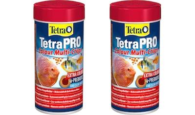 Tetra Fischfutter »Pro Colour«, (2), Flockenfutter 2x250 ml kaufen