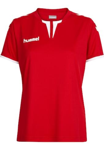 hummel T - Shirt »CORE WOMENS SHORTSLEEVE JERSEY« kaufen