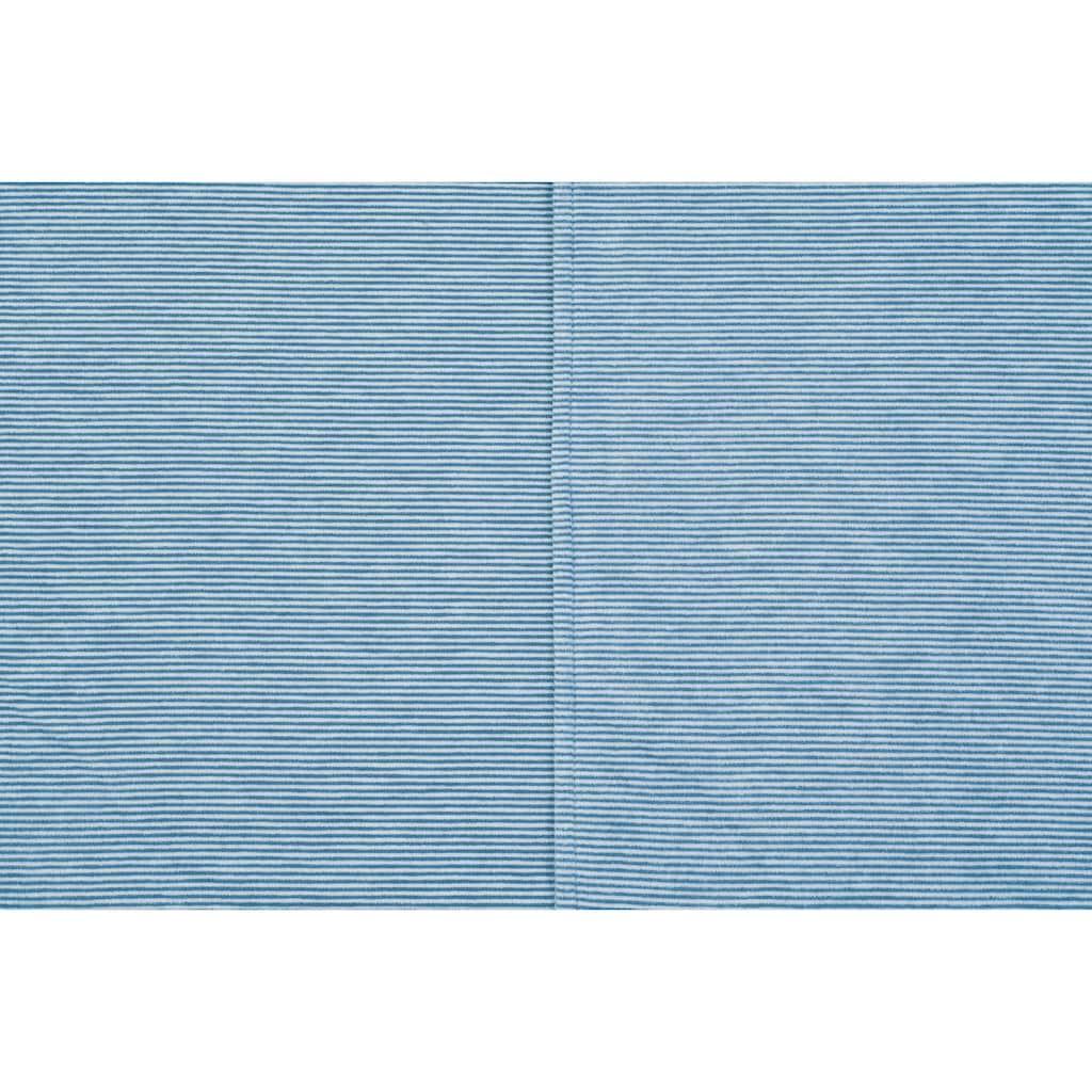 IBENA Wohndecke »Turin«, mit feinen Streifen