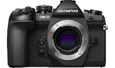 Olympus »OM - D E - M1 Mark II« Systemkamera - Body (20,4 MP, WLAN (Wi - Fi)) kaufen