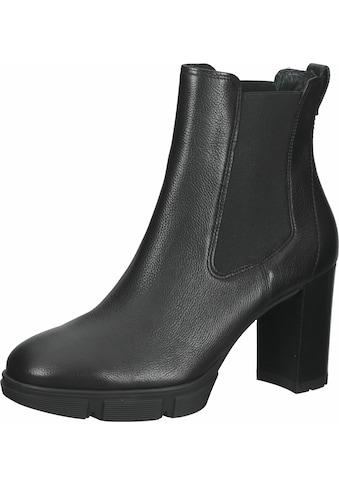 Paul Green High-Heel-Stiefelette »Leder/Textil« kaufen