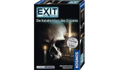 """Kosmos Spiel, """"EXIT  -  Die Katakomben des Grauens"""" kaufen"""