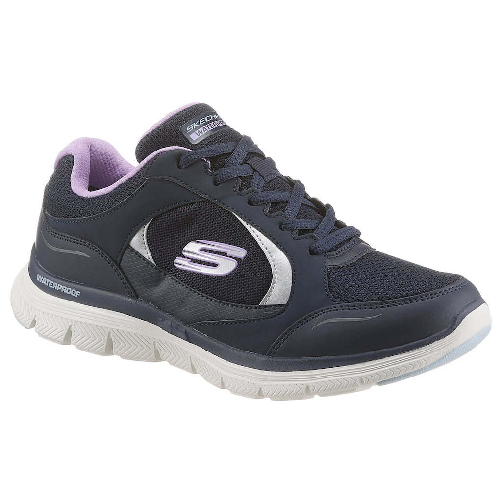 Skechers Sneaker »FLEX APPEAL 4.0«, mit gepolstertem Schaftrand