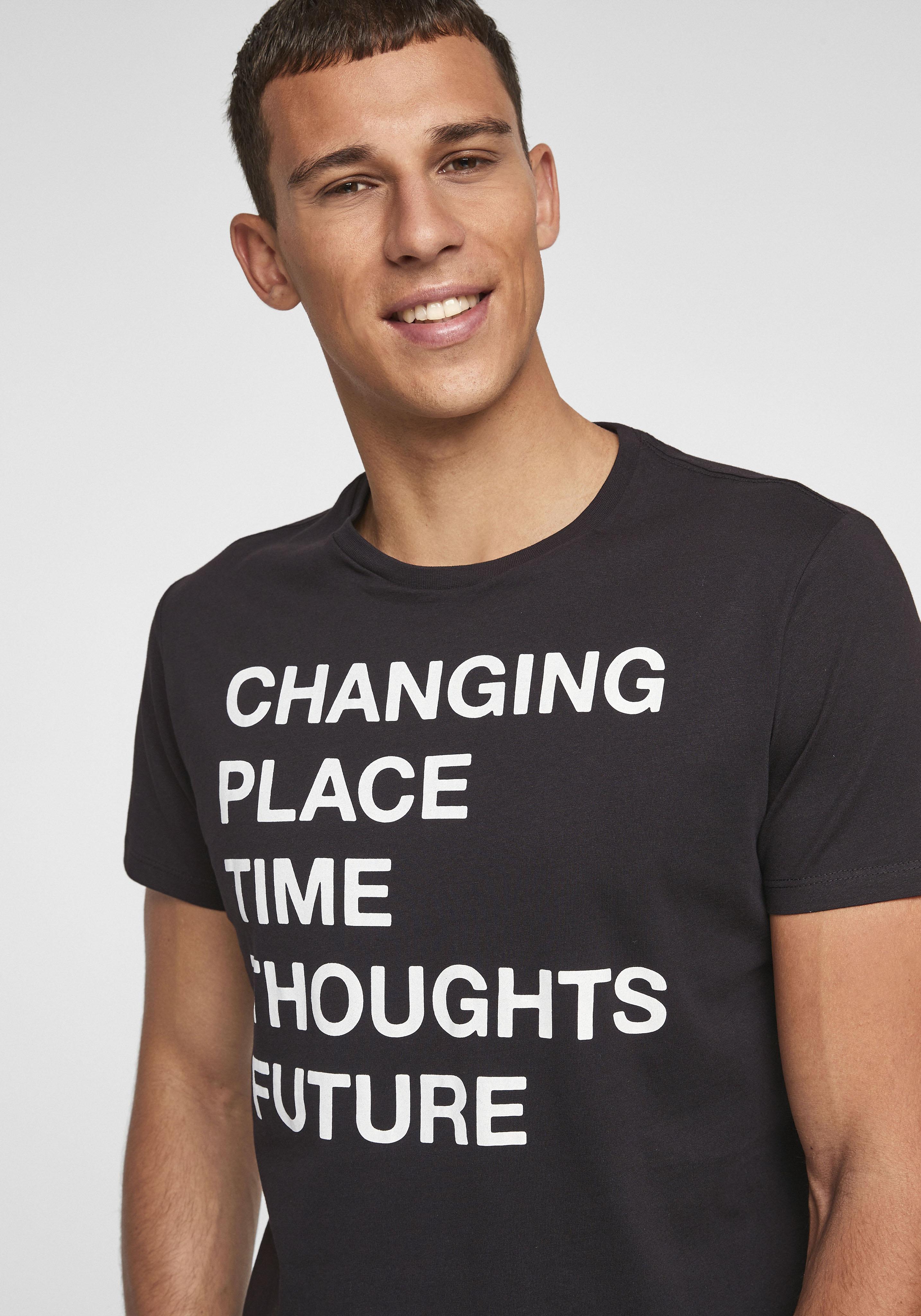 s.oliver -  T-Shirt, mit Frontprint