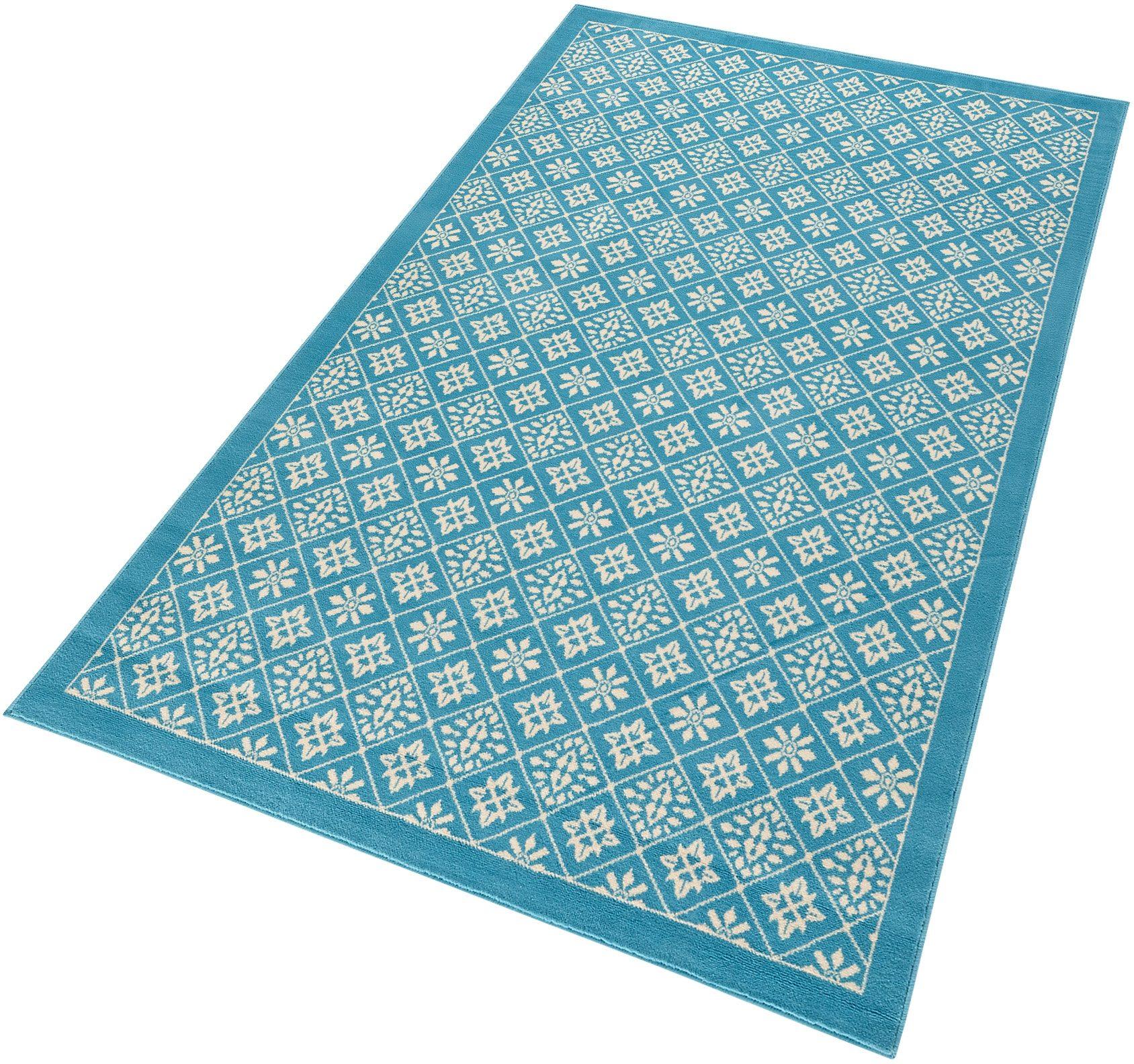 Teppich Tile HANSE Home rechteckig Höhe 9 mm maschinell gewebt