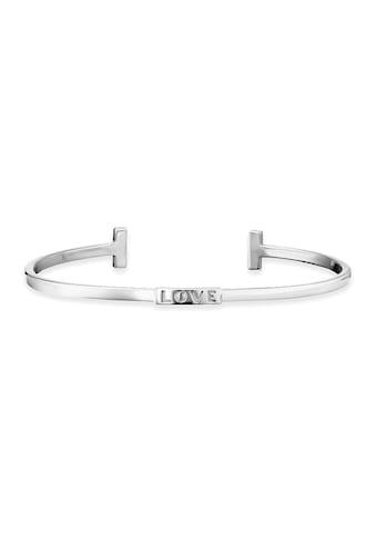 CAÏ Armreif »925/ -  Sterling Silber rhodiniert Love« kaufen