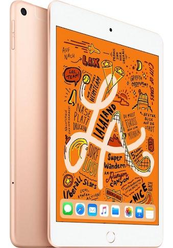 Apple Tablet »iPad mini - 64GB - WiFi + Celluar«, inkl. Ladegerät kaufen