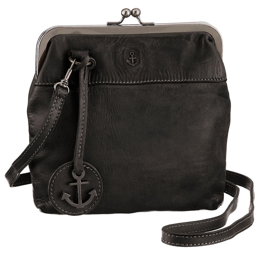 HARBOUR 2nd Mini Bag »B3-7840 al-Rosalie«, aus Leder mit typischen Marken-Anker-Label und Schmuckanhänger