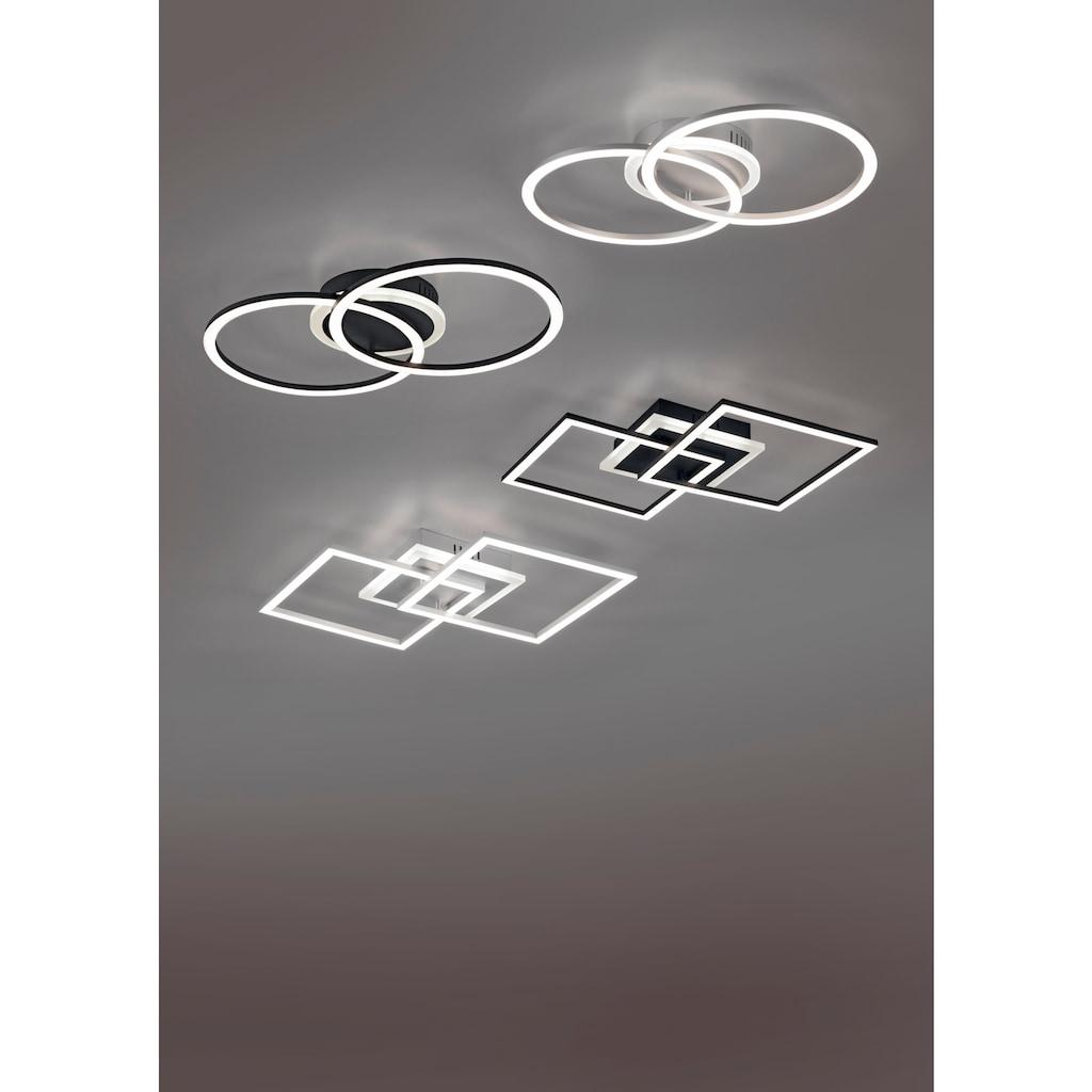 TRIO Leuchten LED Deckenleuchte »Venida«, LED-Board, 1 St., Warmweiß, Switch Dimmer, Memory Funktion