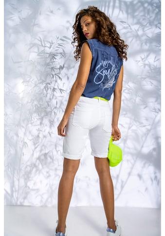 SOCCX Jeansbermudas, im sommerlichem Look kaufen