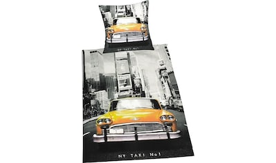 Bettwäsche »Taxi«, Herding Young Collection kaufen