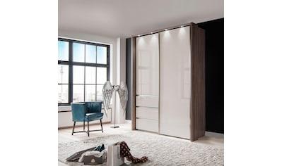 WIEMANN Schwebetürenschrank »Malibu«, Breite 165 cm mit Glasfront kaufen