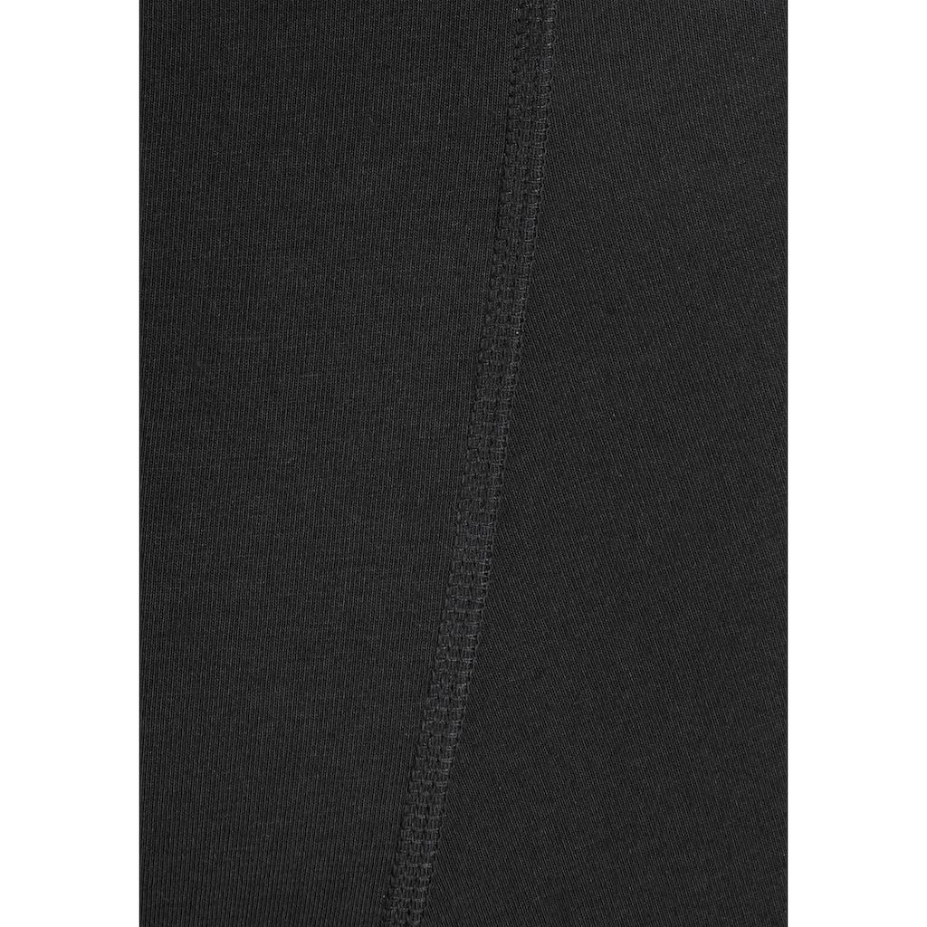 Calvin Klein Boxer, (3 St.), in uni schwarz