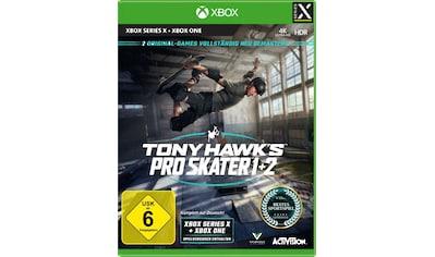 Activision Spiel »Tony Hawk's Pro Skater 1 + 2«, Xbox Series X kaufen