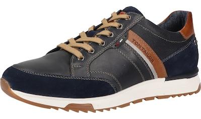 TOM TAILOR Sneaker »Leder« kaufen