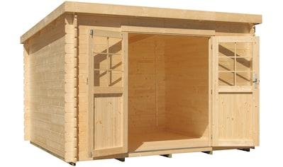 Kiehn - Holz Gartenhaus, »Hummelsee 2« kaufen