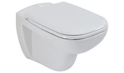 Wand - WC »D - Code«, spülrandlos kaufen
