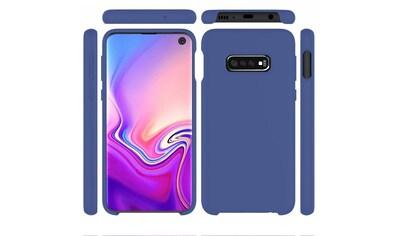 PEDEA Handytasche »Liquid Silicone Case für Samsung Galaxy S10e« kaufen
