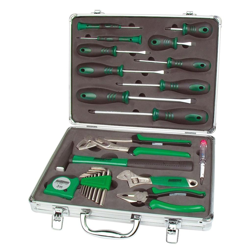 Brüder Mannesmann Werkzeuge Werkzeugset, (Set, 24 St.)
