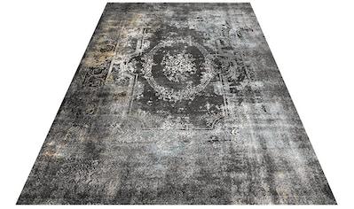 Festival Teppich »Bodrum 904«, rechteckig, 8 mm Höhe, Kurzflor kaufen