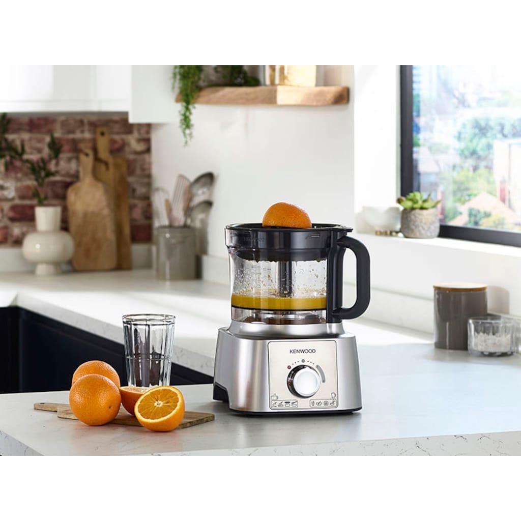 KENWOOD Küchenmaschine »Multipro Express FDP65.820SI«, 1000 W