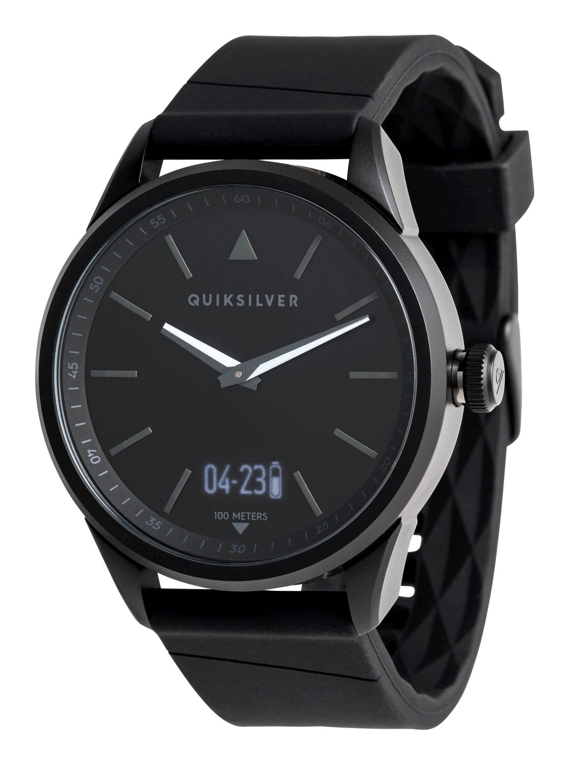 Quiksilver Digitaluhr The Timebox Activ Herrenmode/Schmuck & Accessoires/Uhren/Digitaluhren