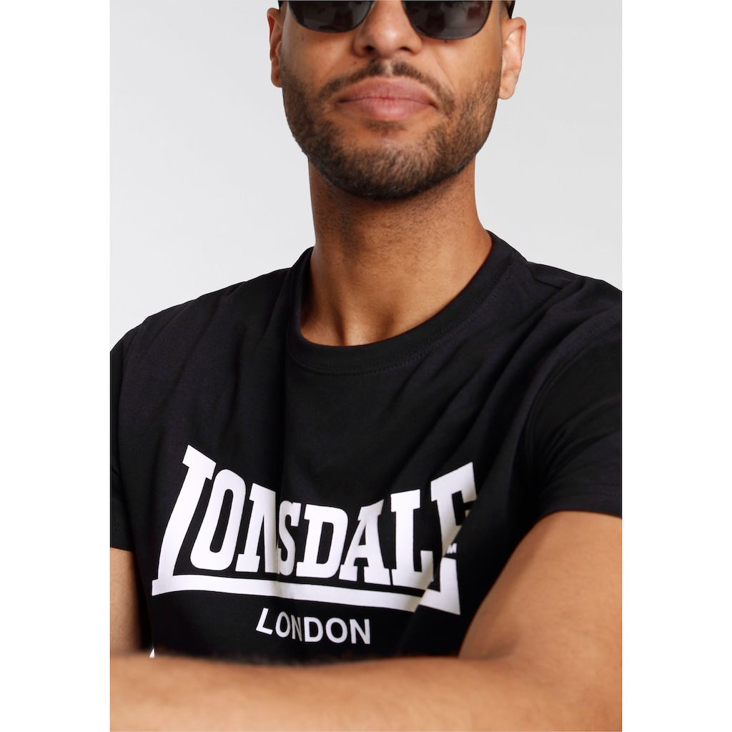 Lonsdale Freizeitanzug »MOY«, (Packung, 2 tlg., mit T-Shirt)