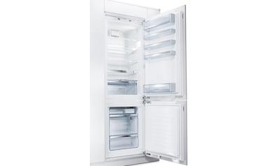 BOSCH Einbaukühlgefrierkombination, 177,5 cm hoch, 54,5 cm breit kaufen
