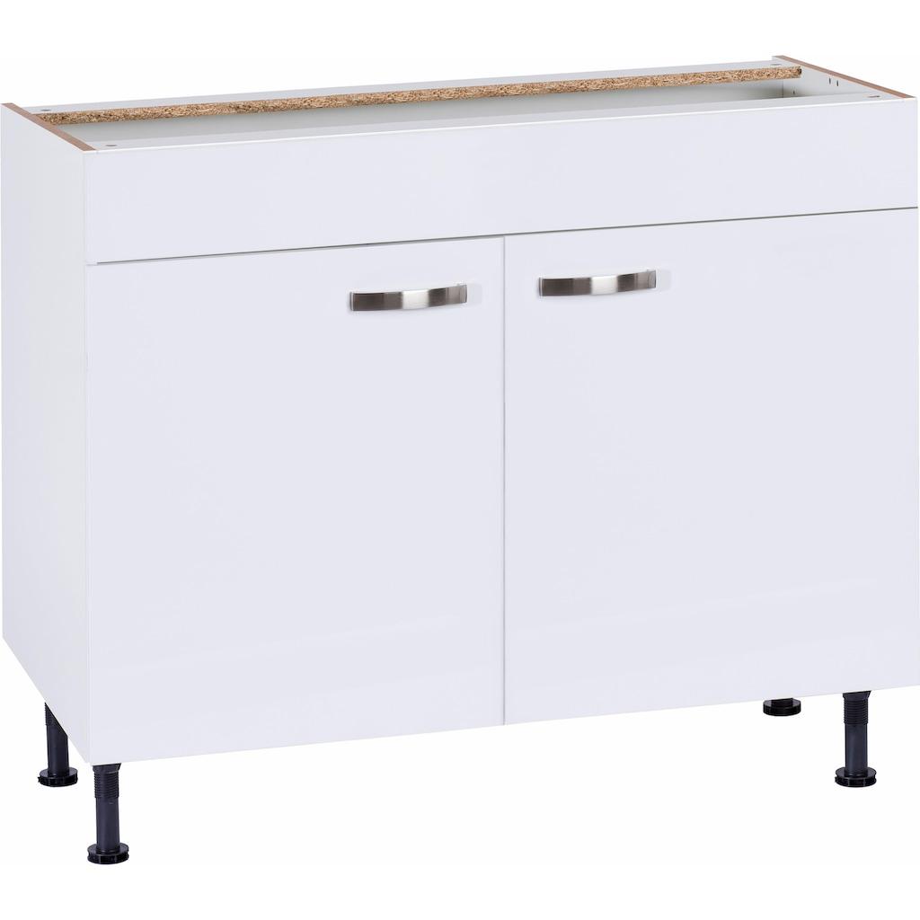 OPTIFIT Spülenschrank »Cara«, Breite 100 cm