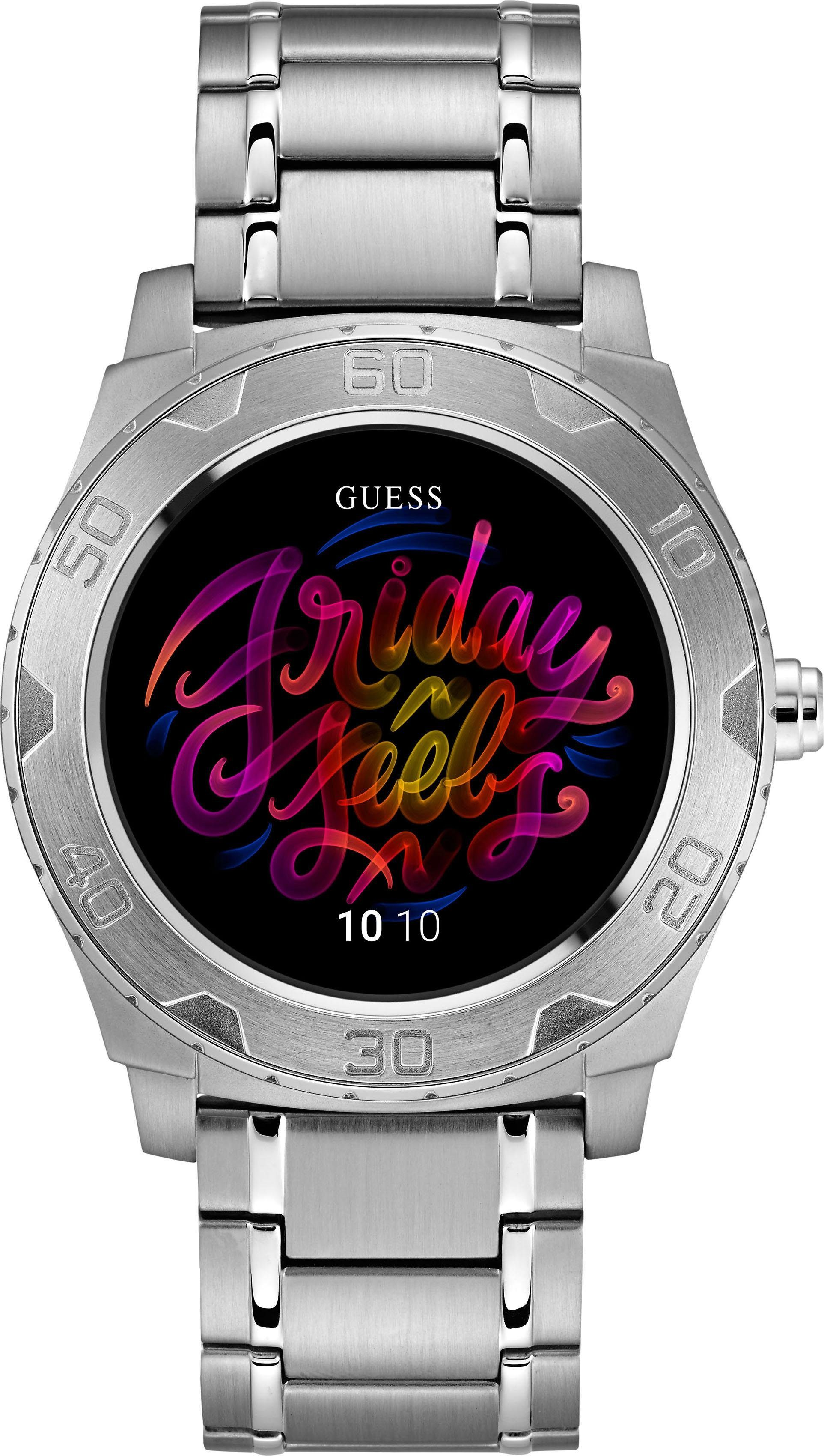 GUESS CONNECT ACE C1001G4 Smartwatch Android Wear