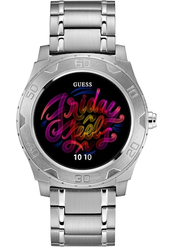 GUESS CONNECT ACE, C1001G4 Smartwatch (Android Wear) kaufen