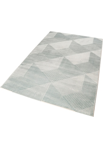 Teppich, »Velvet Groove«, Esprit, rechteckig, Höhe 12 mm, maschinell gewebt kaufen